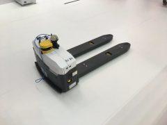 Беспилотный паллетоперевозчик Casun CA-BY1000.