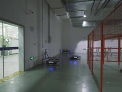 Роботы Geek+ m1000 на заводе INLAYLINK_6