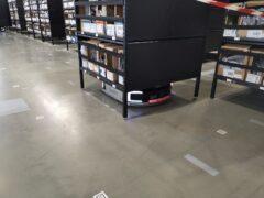 Сортировочные роботы Geek+ s20 в Декатлоне_4