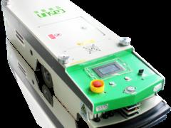 CASUN 1400mm one-way Tugger type Magnetic tape navigation AGV standard