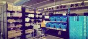 geek+ комплектация заказаов при помощи роботов