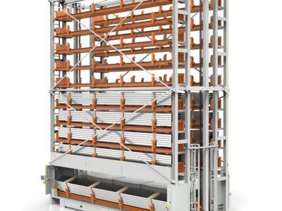 Лифтовая система для профильной трубы