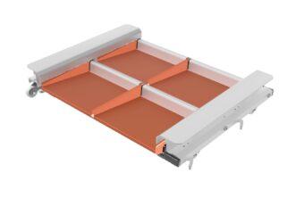 Quad Tilt Tray Sorter 1