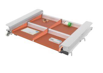 Quad Tilt Tray Sorter 2