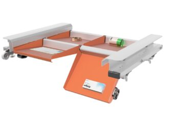 Quad Tilt Tray Sorter 3