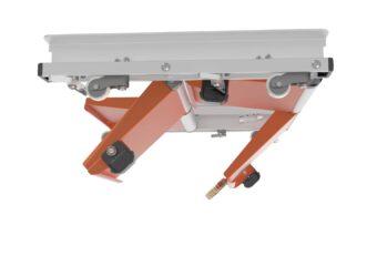 Quad Tilt Tray Sorter 4