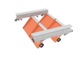 Quad Tilt Tray Sorter 6