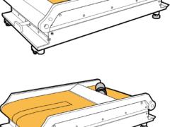 Single Cross Tray Sorter specifications