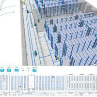 имитационная модель склада